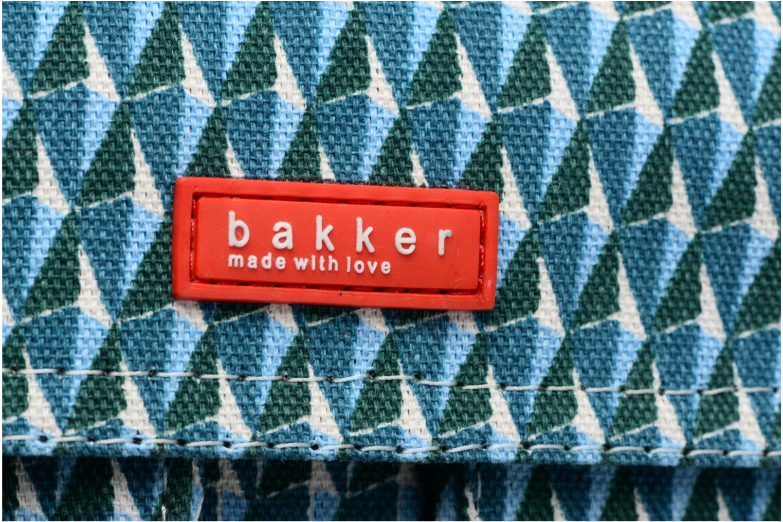 Scolaire Bakker Made With Love Diamond 37cm Bleu vue gauche