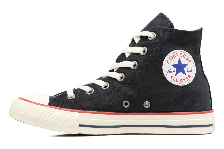 Chuck Taylor All Star Ombre Wash Hi W Black/Garnet/White