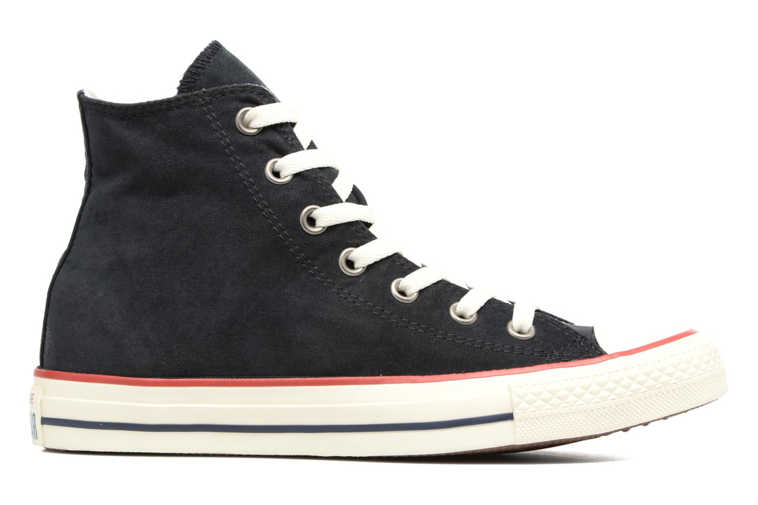Chuck Taylor All Star Ombre Wash Hi W Black/Garnet/White