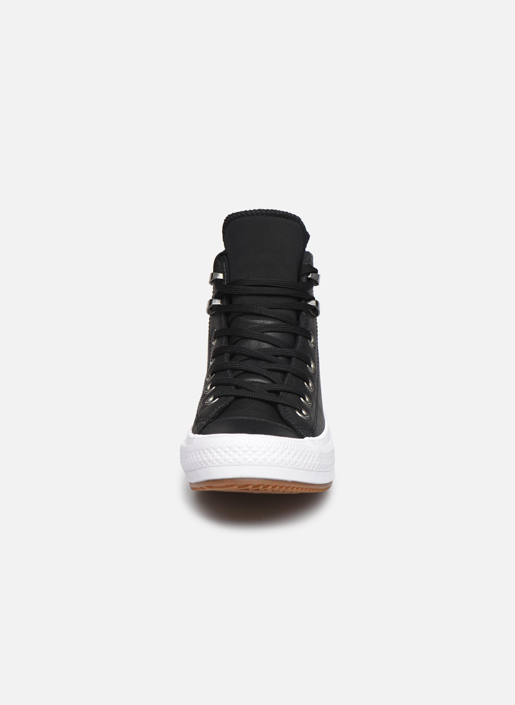 Chuck Taylor WP Boot WP Leather Hi Black/black/white