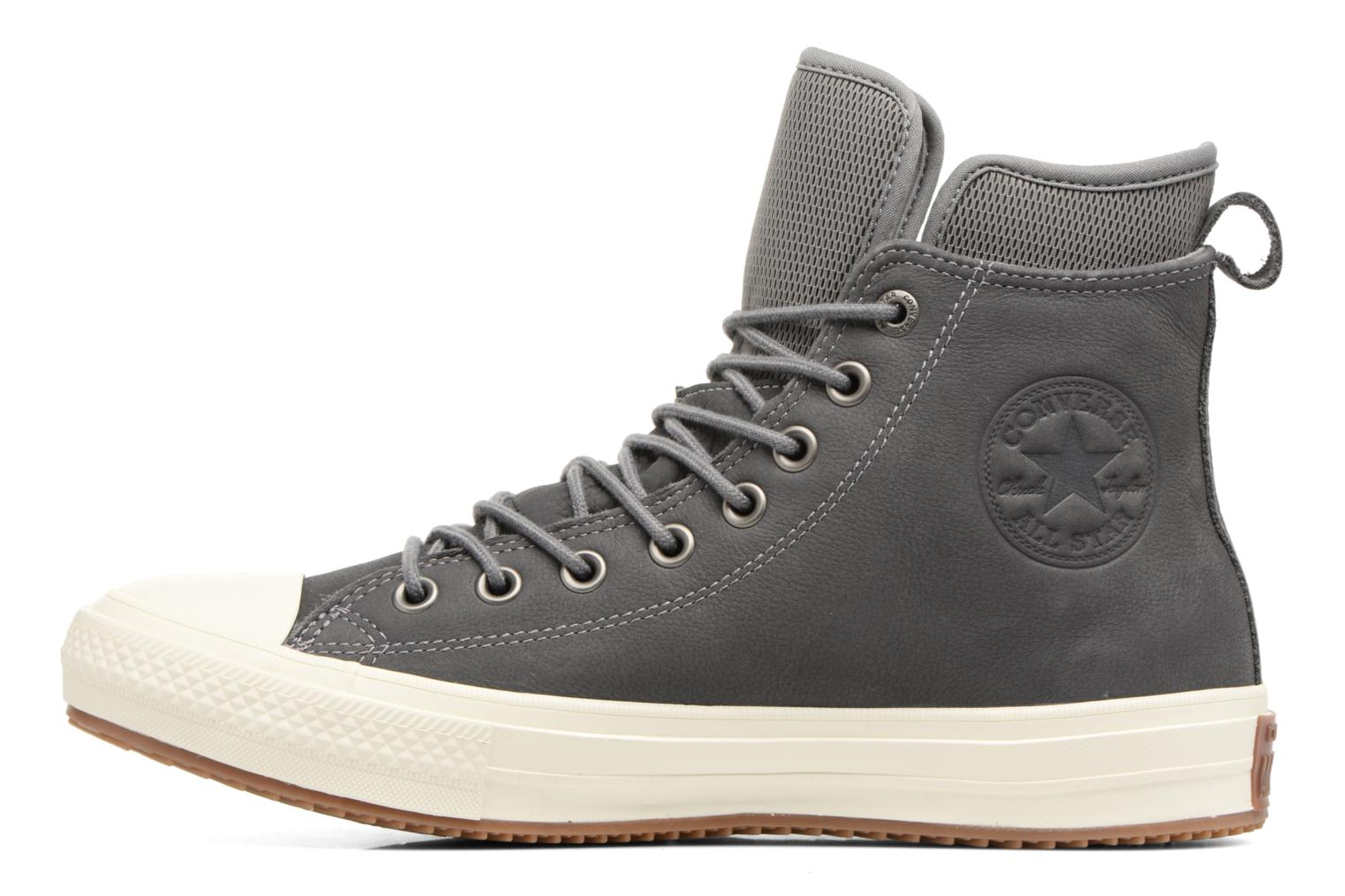 Trainers Converse Chuck Taylor WP Boot Nubuck Hi Grey front view