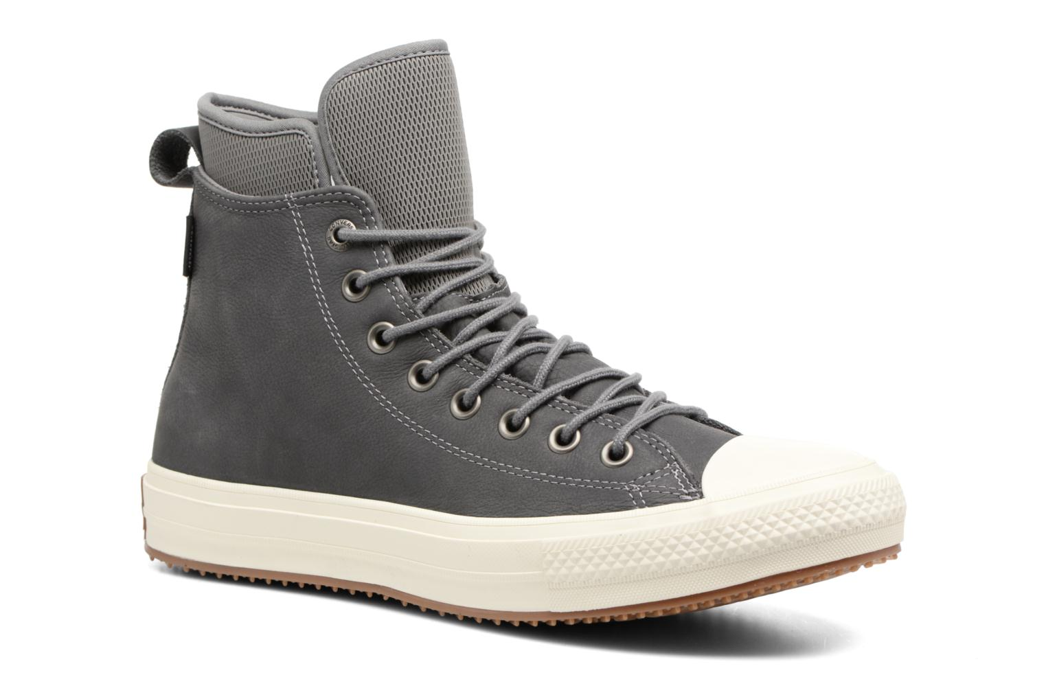 Trainers Converse Chuck Taylor WP Boot Nubuck Hi Grey detailed view/ Pair view