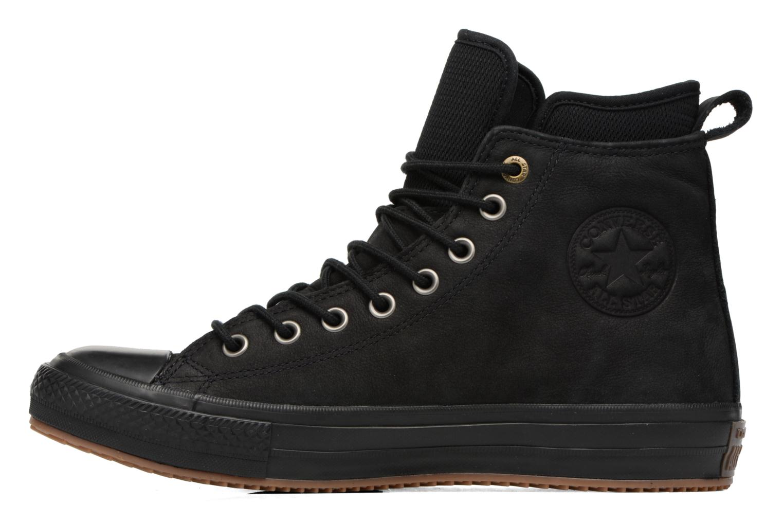 Chuck Taylor WP Boot Nubuck Hi Black/black/gum