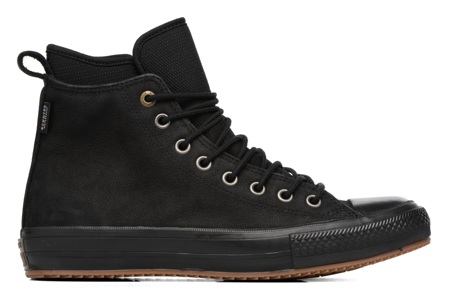 Trainers Converse Chuck Taylor WP Boot Nubuck Hi Black back view
