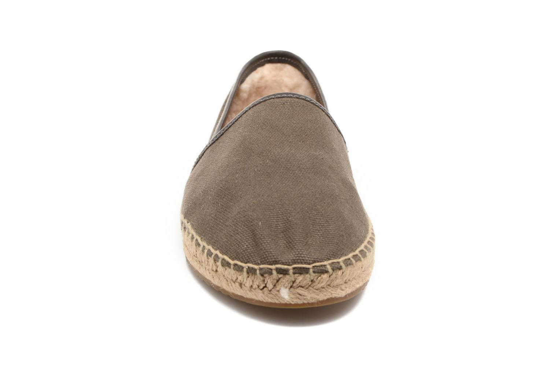 Espadrilles UGG Kas Vert vue portées chaussures