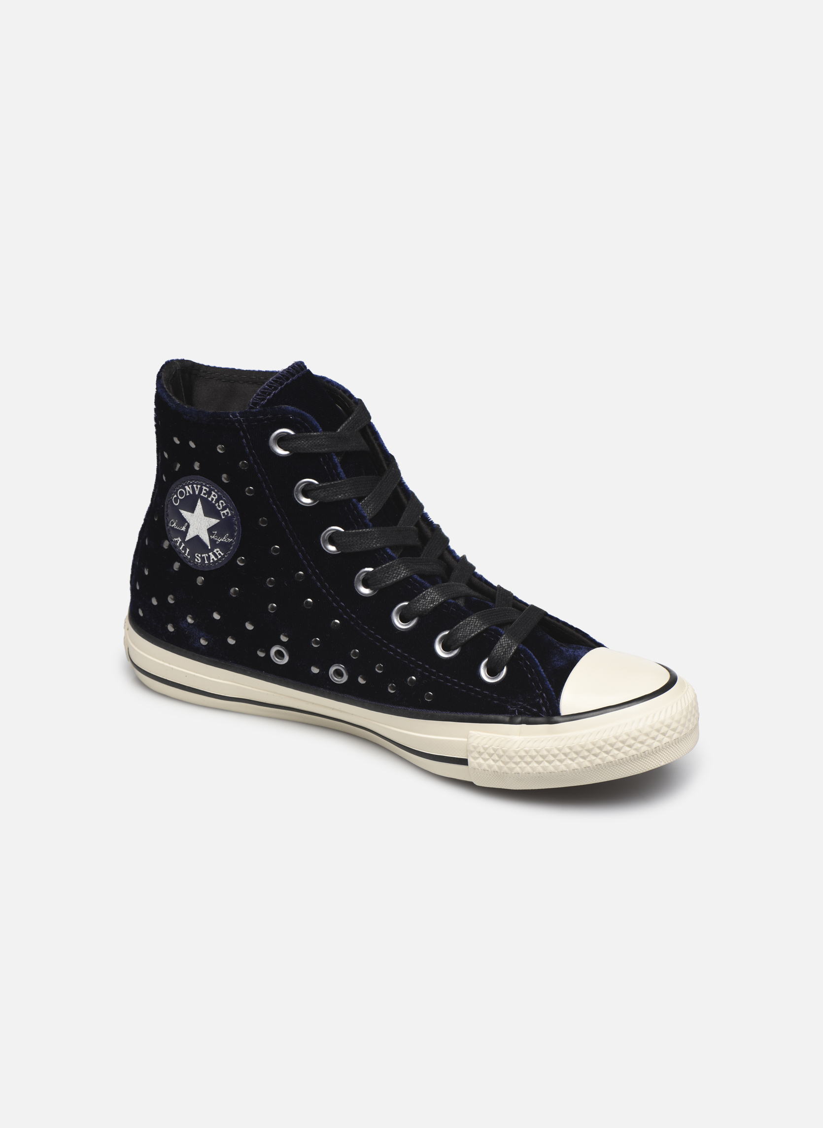 Sneakers Donna Chuck Taylor All Star Velvet Studs Hi