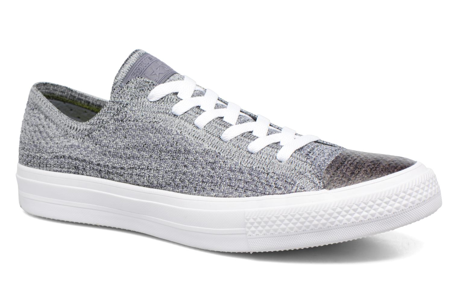 Converse Chuck Taylor All Star Ox Flyknit Multi Gris F59ivp7wR