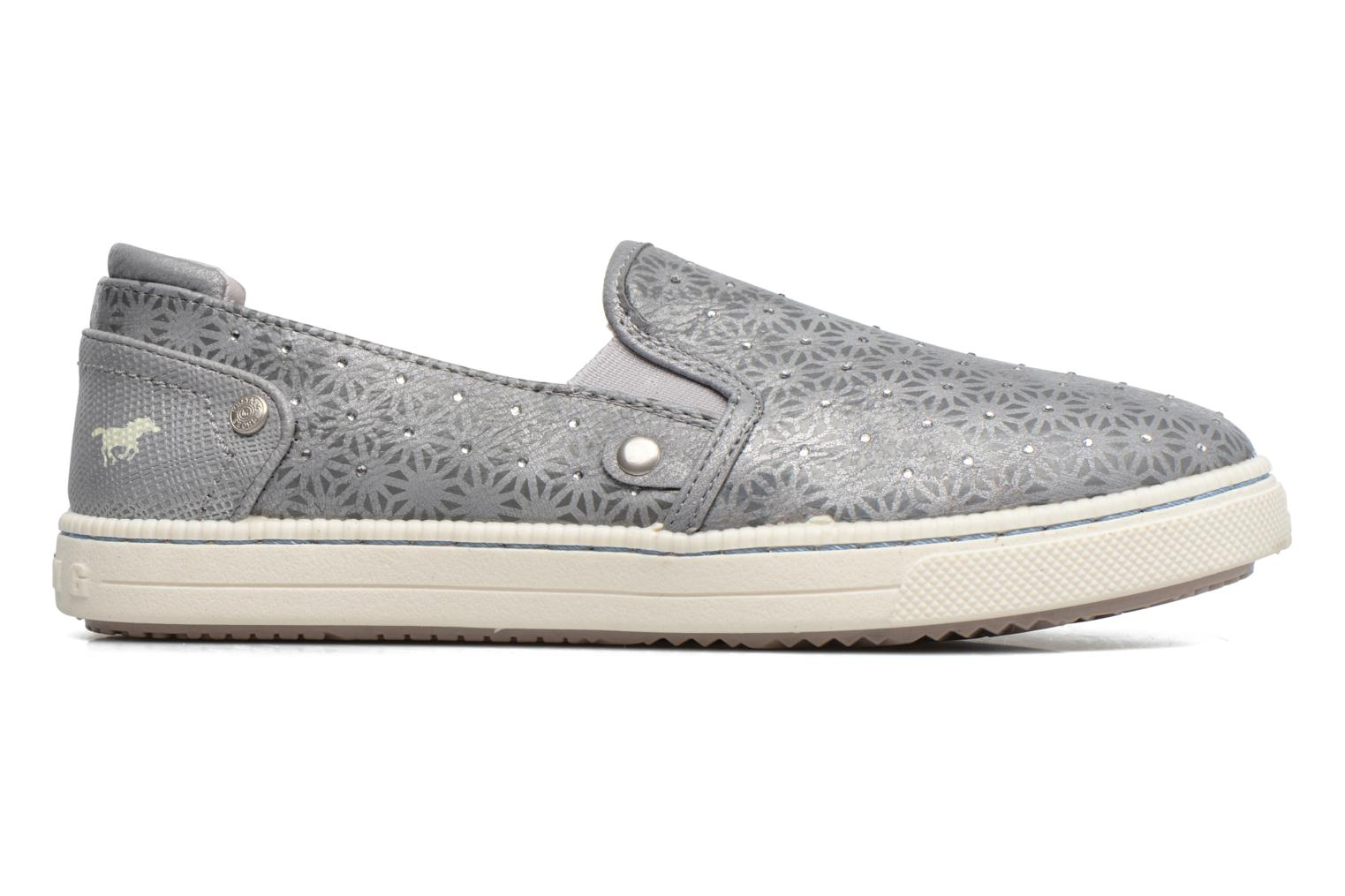 Taupe Mustang shoes Artysa (Beige)