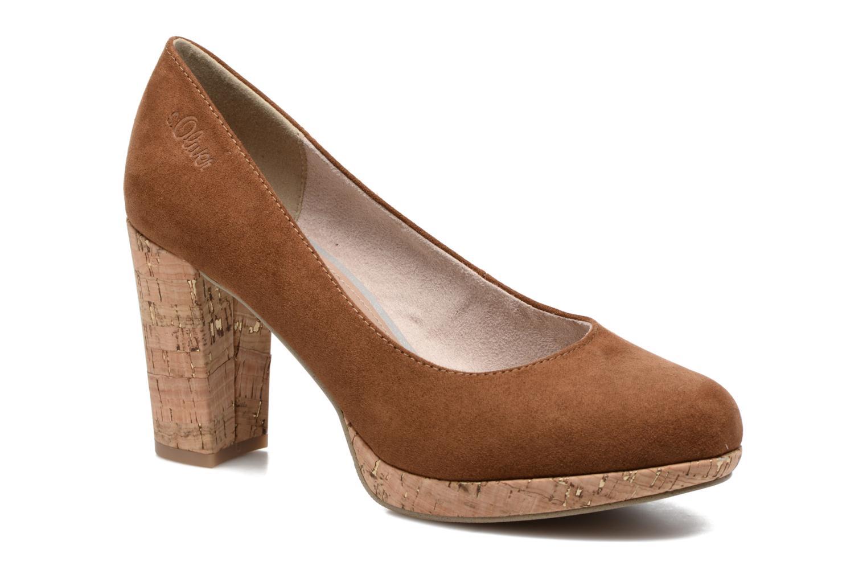 Grandes descuentos últimos zapatos S.Oliver Petrus (Marrón) - Zapatos de tacón Descuento