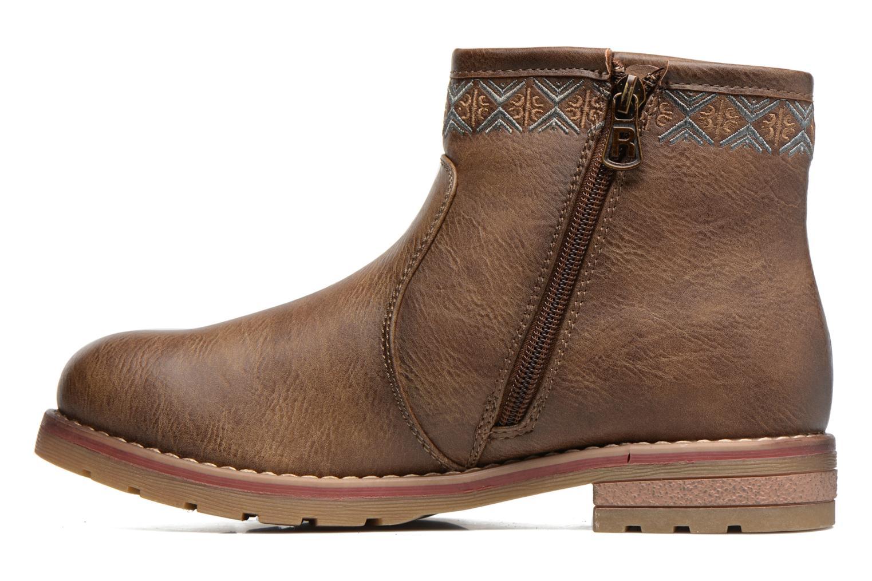 Bottines et boots Refresh Fionelle Marron vue face