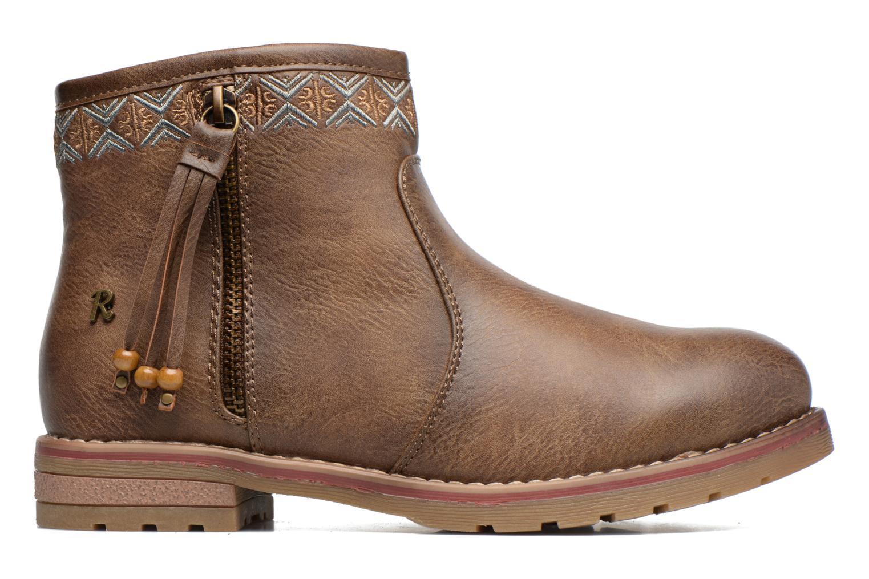 Bottines et boots Refresh Fionelle Marron vue derrière