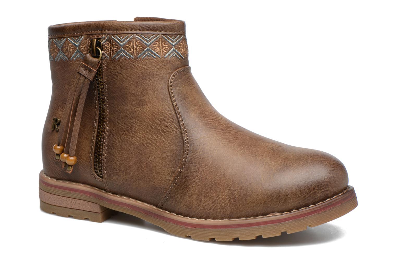 Bottines et boots Refresh Fionelle Marron vue détail/paire