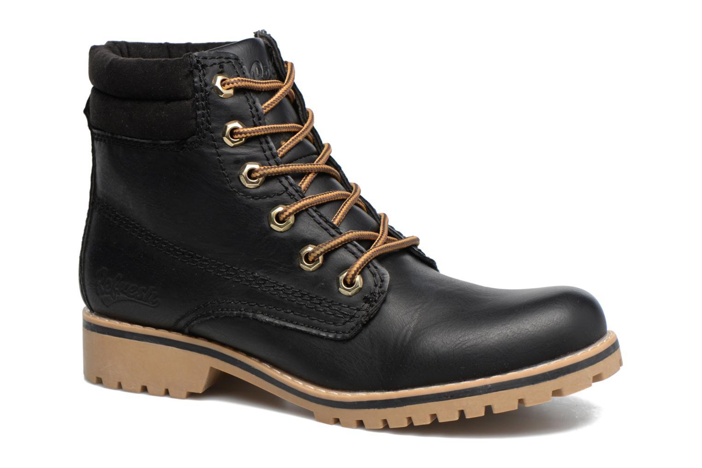 Grandes descuentos últimos zapatos Refresh Alicio (Negro) - Botines  Descuento