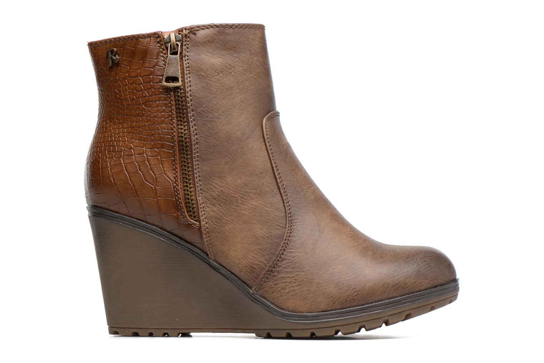 Bottines et boots Refresh Natys Marron vue derrière
