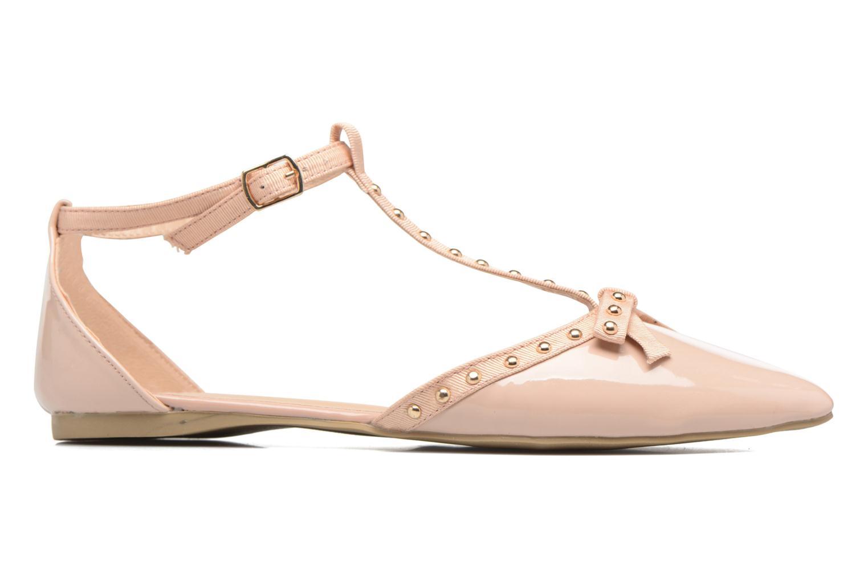 Ballerina's Dorothy Perkins Honour Beige achterkant