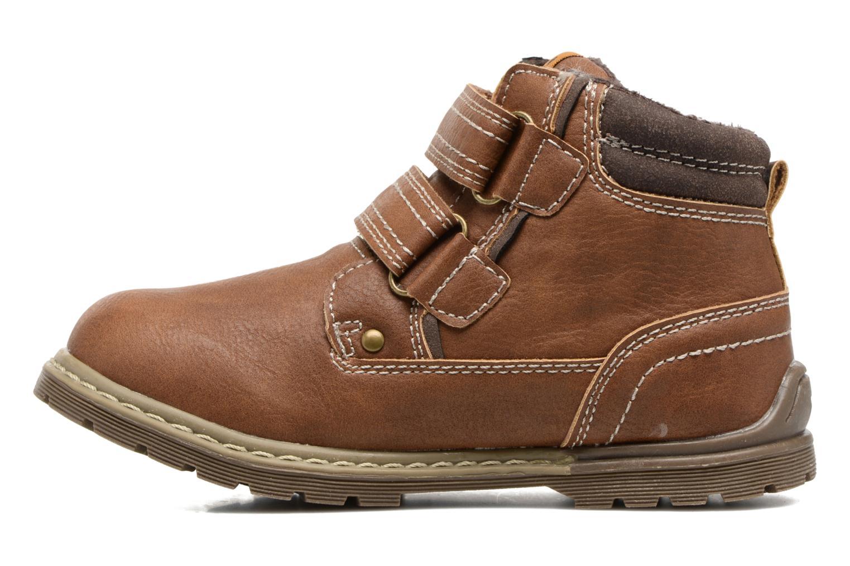Bottines et boots Xti Delli 53787 Marron vue face