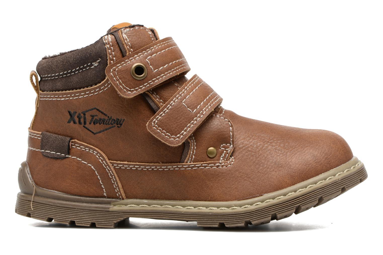 Bottines et boots Xti Delli 53787 Marron vue derrière