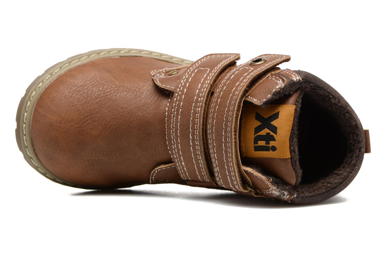 Bottines et boots Xti Delli 53787 Marron vue gauche