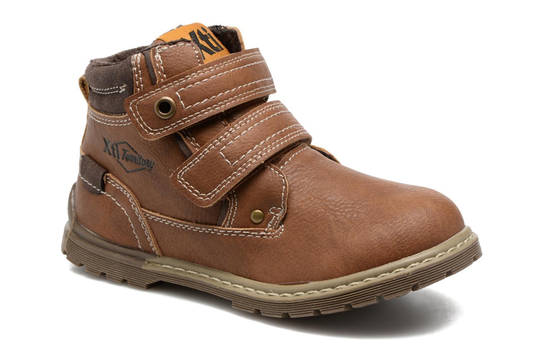 Bottines et boots Xti Delli 53787 Marron vue détail/paire