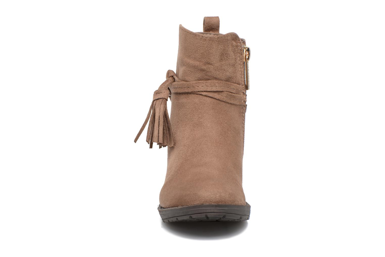 Bottines et boots Xti Stabil 53819 Marron vue portées chaussures