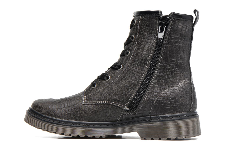 Bottines et boots Xti Maxi 53908 Noir vue face