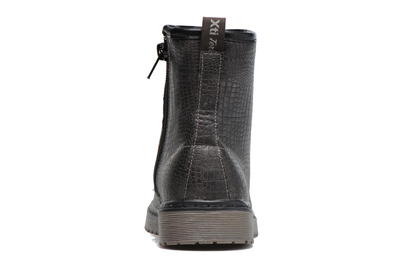 Bottines et boots Xti Maxi 53908 Noir vue droite
