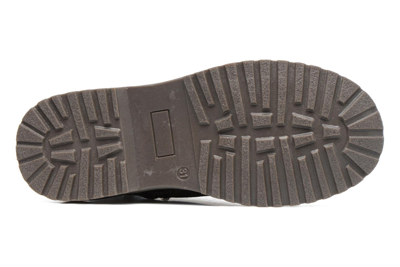 Bottines et boots Xti Maxi 53908 Noir vue haut