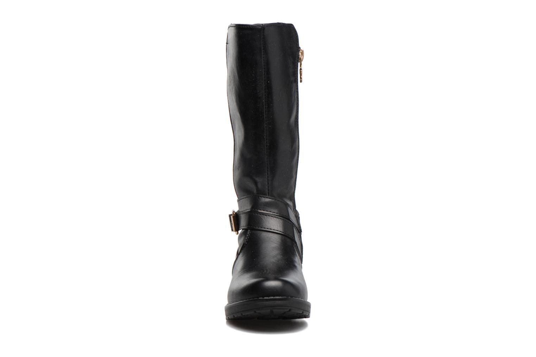 Bottes Xti Lois 53967 Noir vue portées chaussures