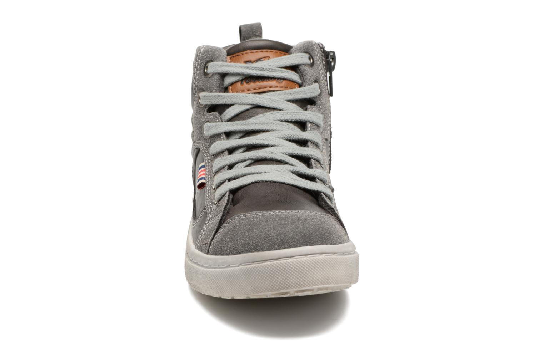 Baskets Xti Pasci 54008 Gris vue portées chaussures