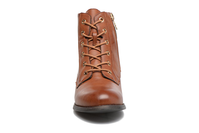 Bottines et boots Xti Este 46189 Marron vue portées chaussures