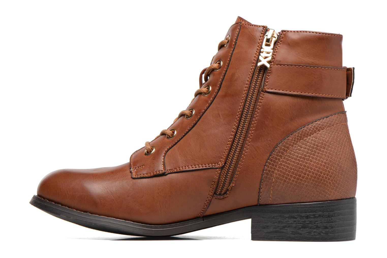 Bottines et boots Xti Este 46189 Marron vue face
