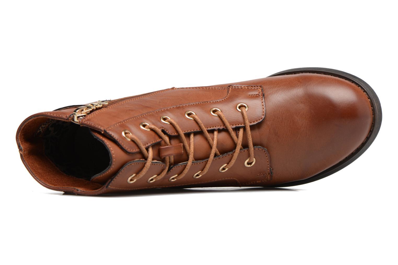 Bottines et boots Xti Este 46189 Marron vue gauche