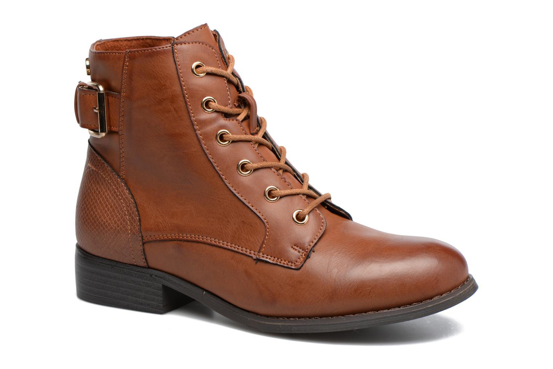 Bottines et boots Xti Este 46189 Marron vue détail/paire