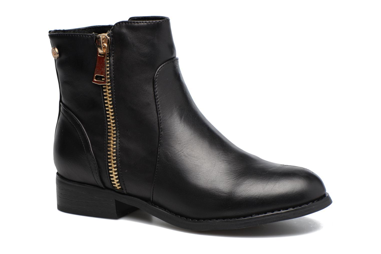 Xti Nine 46190 (Noir) - Bottines et boots chez Sarenza (311101)