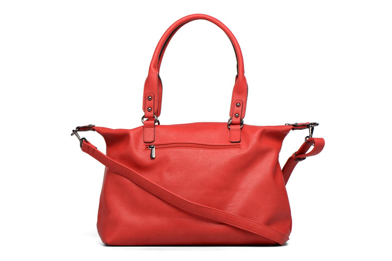 Handbags Hexagona Angla Red front view