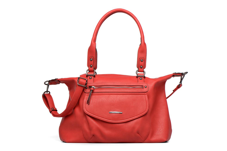 Handbags Hexagona Angla Red detailed view/ Pair view