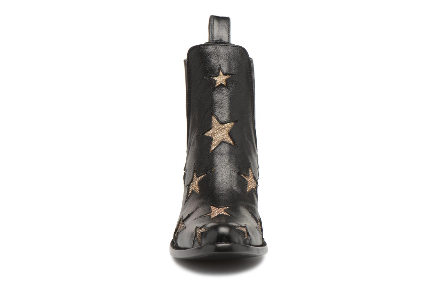 Ankle boots Mexicana Circus 2 Black model view