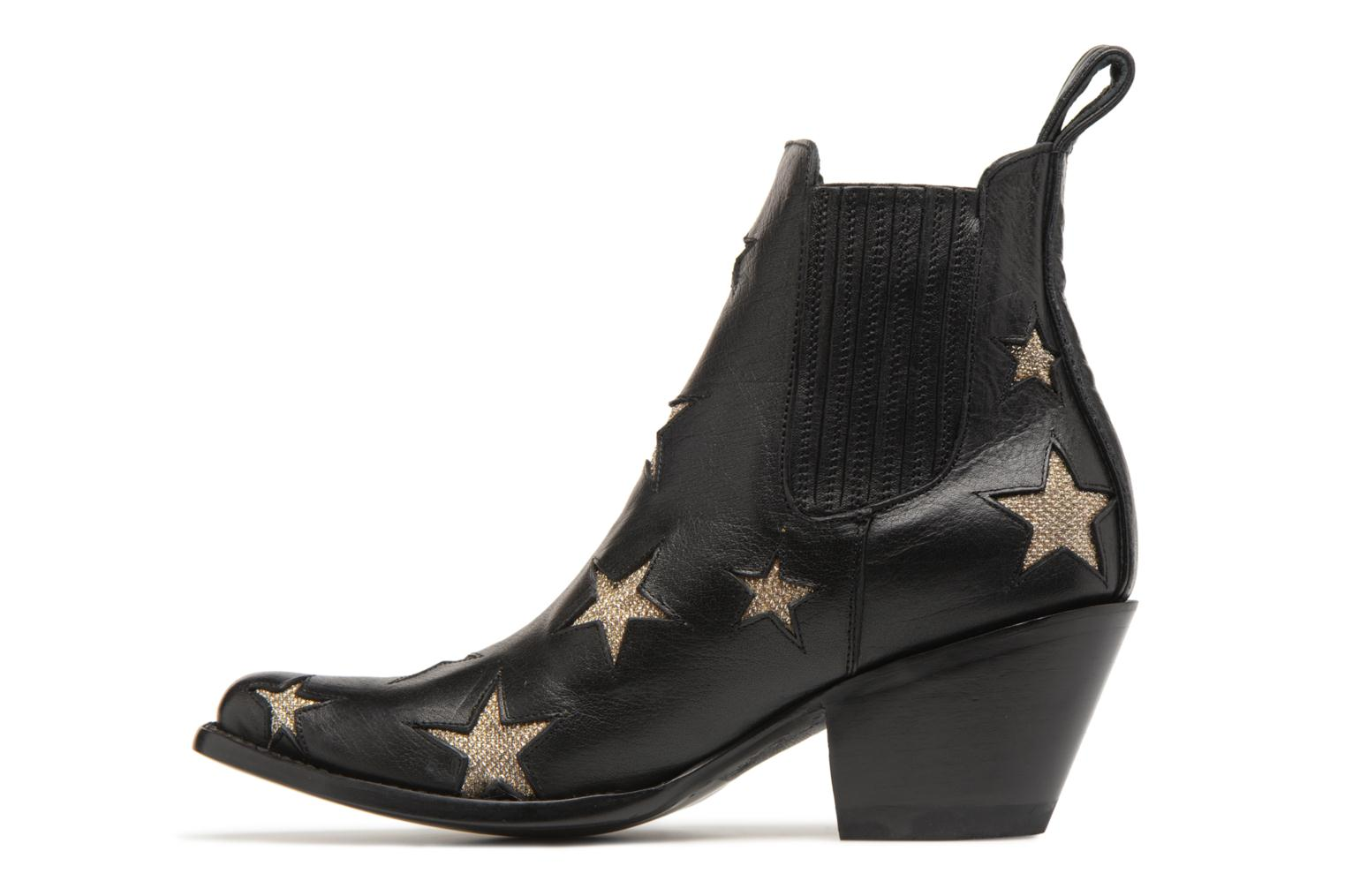 Ankle boots Mexicana Circus 2 Black front view