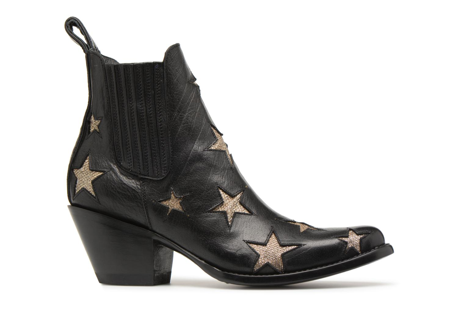 Ankle boots Mexicana Circus 2 Black back view