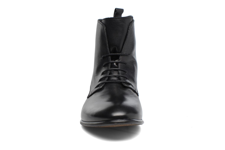 Bottines et boots Georgia Rose Alyson Noir vue portées chaussures