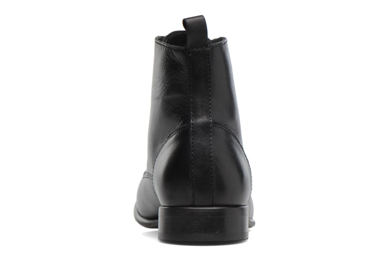 Bottines et boots Georgia Rose Alyson Noir vue droite