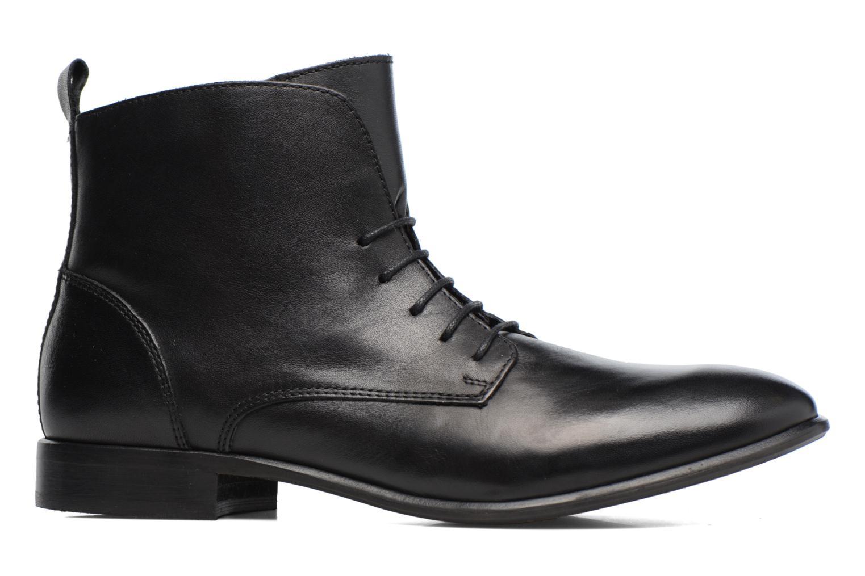 Bottines et boots Georgia Rose Alyson Noir vue derrière