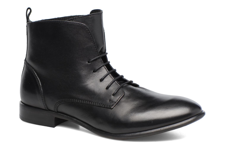 Zapatos casuales salvajes Georgia Rose Alyson (Negro) - Botines  en Más cómodo