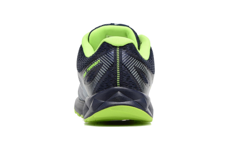 Chaussures de sport New Balance MT590L Gris vue droite