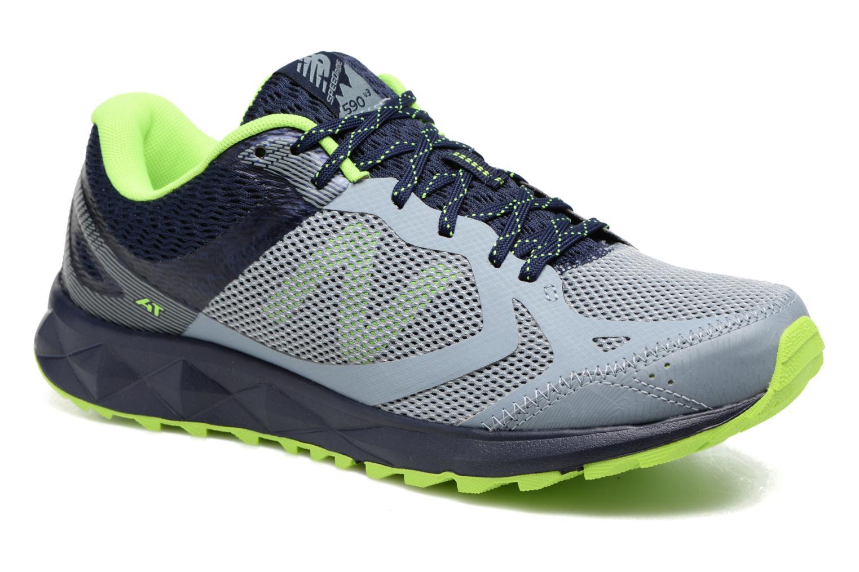 Chaussures de sport New Balance MT590L Gris vue détail/paire