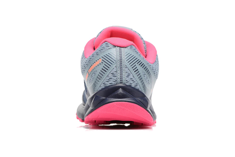 Chaussures de sport New Balance WT590L Bleu vue droite