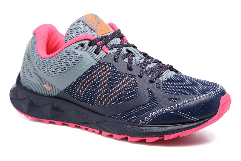 Chaussures de sport New Balance WT590L Bleu vue détail/paire