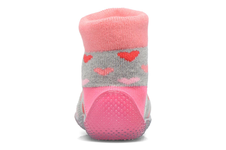 Chaussettes et collants SARENZA POP Chaussons Chaussettes POP  Slippers Rose vue droite