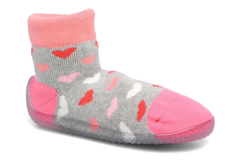 Chaussettes et collants SARENZA POP Chaussons Chaussettes POP  Slippers Rose vue détail/paire