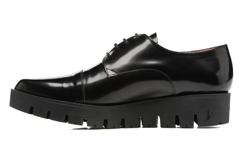 Chaussures à lacets Elizabeth Stuart Millau 308 Noir vue face